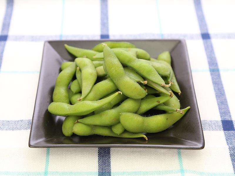 夏が旬の枝豆