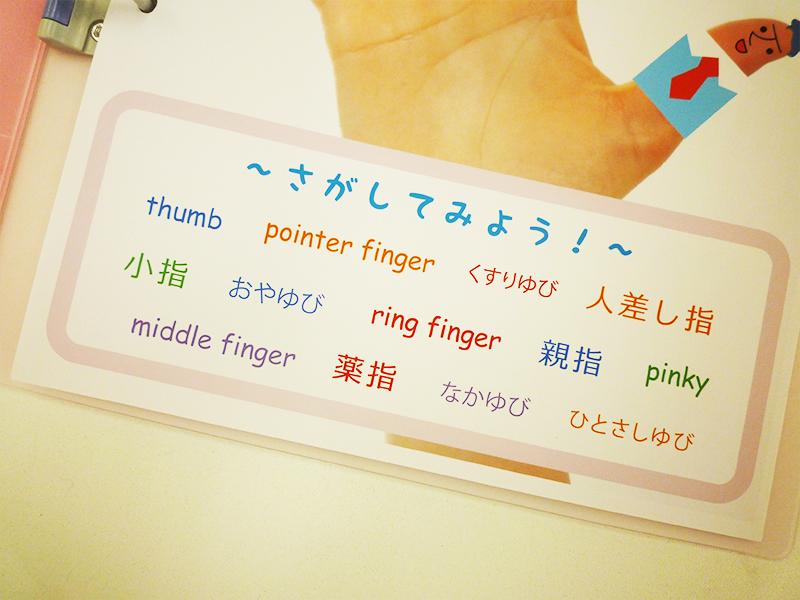ひらがな・漢字・英語をさがします